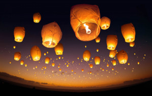 The Mid Autumn festival starts on the 15th day of the 8th lunar month