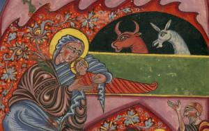 The Armenian Church celebrates Christmas on January 6th. It also celebrates Epiphany on the same day