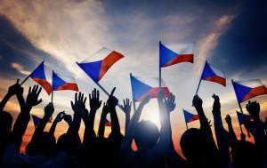 On January 1st 1993, Czechoslovakia split into the Czech Republic and Slovakia