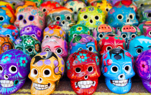 El Día de los Muertos is A unique Mexican celebration of dead ancestors