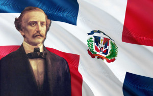 Born in 1813, Juan Pablo Duarte Díezis was one of the founding fathers of the Dominican Republic