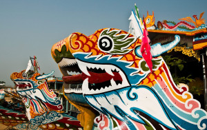 The Tuen Ng Festival, otherwise known as the Dragon Boat Festival, has been celebrated on the fifth day of the fifth moon for millennia