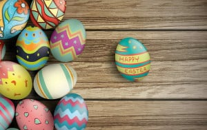 Easter is probably the most important holiday of the Christian year, celebrating the Resurrection of Jesus.