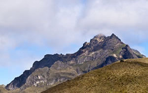 The Battle of Pichincha took place on 24 May 1822, on the slopes of the Pichincha volcano, 3,500 meters above sea-level, next to the city of Quito
