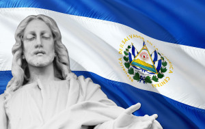 Festivities are held in honour of the Divine Saviour of the World in San Salvador