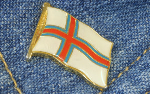 On 25 April 1940 the British authorities recognised the Faroese flag (Merkið) as the civil ensign of the Faroe Islands.