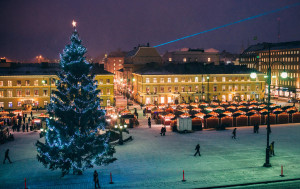 Several countries and regions around the world extend their public holidays for Christmas beyond 25th December