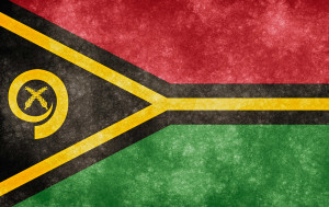 Commemorates Vanuatu's first Prime minister and founder of independence