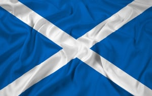 The national day of Scotland. Saint Andrew is the Patron Saint of Scotland.