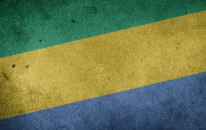Marks Gabon's independence from France on 17 August 1960