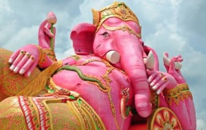 Ganesh Chaturthi is the day when all Hindus celebrate one of the most popular deities, Lord Ganesh
