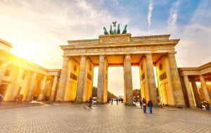 Commemorates the anniversary of German reunification in 1990