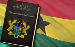 The 1992 Constitution came into force for the Fourth Republic of Ghana on 7 January 1993