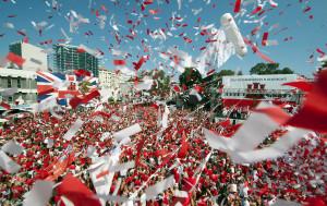 Gibraltar voted to remain under British sovereignty in a referendum of 1967