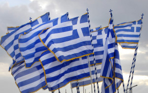 Greece's Independence Day is actually a holiday that has blended over time with an older festival - the feast of the Annunciation