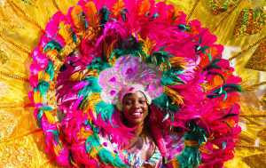 This Carnival in August has its roots in the Catholic Carnival observed at the start of Lent