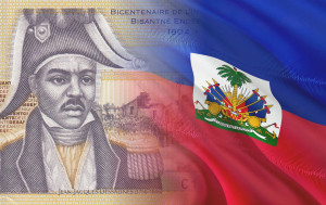 Commemorates the death of Jean-Jacques Dessalines in 1806