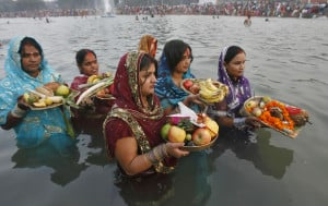 Chaath Puja