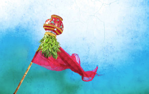 Gudi Padwa marks the beginning of a new Hindu lunar calendar with a change in the moon's orbit.