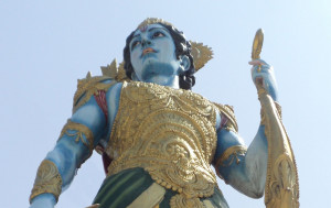 Celebrates the birth of Lord Rama to King Dasharatha of Ayodhya celebrated on the ninth day of Chaitra