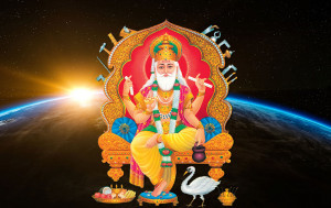 Vishvakarma Puja is a day of celebration for Vishvakarma, a Hindu god, the divine architect