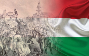 This day marks the anniversary of the start of the 1848 Revolution against the Austrian Empire and is celebrated with speeches and musical performances