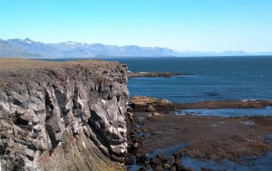 Iceland was the last land in Europe to be settled and populated. It is the youngest country in the world in terms of land form.