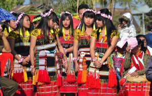 A new year festival of the Zeliangrong people of Assam, Manipur and Nagaland