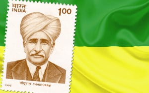 Haryana only. Sir Chhotu Ram was one of the most prominent pre-partition politicians in Punjab