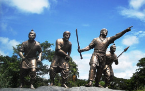 Lachit Borphukan was a legendary general in 17th century Assam who halted the advance of the Mughal Empire.