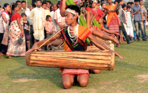 Wangala is a post-harvest festival of thanksgiving celebrated in Meghalaya after the completion of all agricultural activities