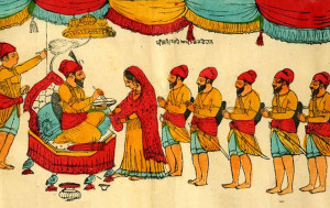 Birthday of the tenth and final Sikh prophet-teacher