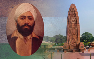 Punjab. A revolutionary, best known for assassinating Michael O'Dwyer on 13 March 1940