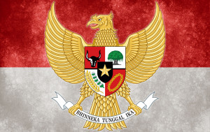 Pancasila is the official philosophical foundation of the Indonesian state