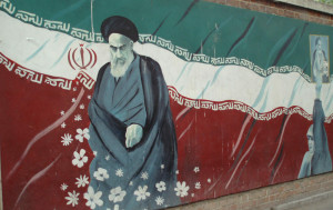 Ayatollah Khomeini was an Iranian Shia Muslim religious leader who was the founder of Iran as an Islamic republic and the leader of its 1979 Iranian Revolution
