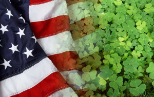 There are roughly 33 million U.S. residents of Irish ancestry. That number is nearly 9 times the population of Ireland.