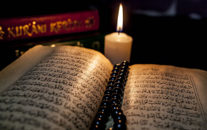 The night that the first verses of the Qu'ran were revealed to the Prophet Mohammad