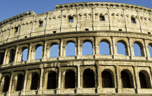 Rome is Italy's capital city and was founded on 21 April 753 BC. That makes the city more than 2,700 years old. Vatican City, in Rome, is the smallest country in the world.