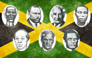 Celebrated on the Third Monday in October. Commemorates seven national heroes from Jamaican history.