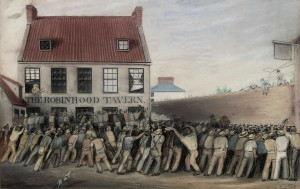 Corn Riots Public Holiday