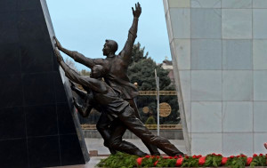 Marks the anniversary of a popular revolution that ousted authoritarian President Kurmanbek Bakiev in 2010