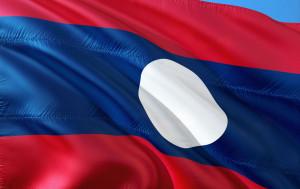 The establishment of the Lao People's Democratic Republic in 1975