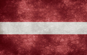 Latvia declared independence from the USSR in 1990