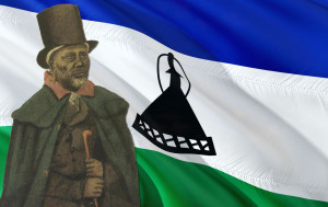 Moshoeshoe I was the first King of Lesotho. This holidays marks his death on March 11th 1870