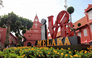 Malacca City was listed as a UNESCO World Heritage Site on 7 July 2010