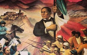 A public holiday that celebrates the Birthday of Benito Juarez, a 19th century president and statesman who stood against the French intervention in Mexico