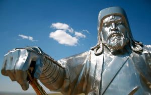 Genghis Khan's birthday