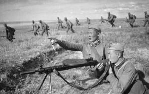 Battle of Khalkhiin Gol