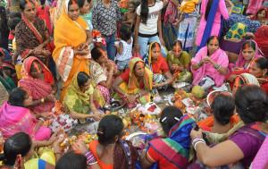 Jitiya festival