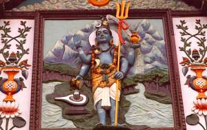 According to Hindu mythology, Shivaratri symbolizes the wedding day of Lord Shiva.